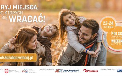 POLAND SEE MORE – HALF-PRICE WEEKEND