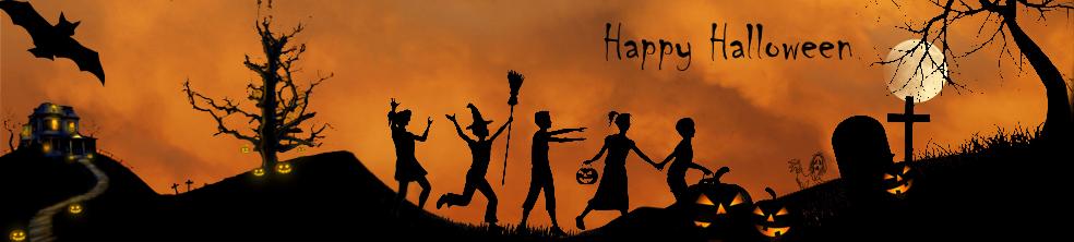 Halloween Party Mrocznych Duchów